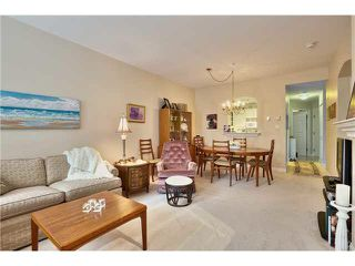"""Photo 7: 218 5835 HAMPTON Place in Vancouver: University VW Condo for sale in """"ST JAMES HOUSE"""" (Vancouver West)  : MLS®# V1116067"""