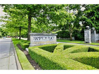 "Photo 3: 218 5835 HAMPTON Place in Vancouver: University VW Condo for sale in ""ST JAMES HOUSE"" (Vancouver West)  : MLS®# V1116067"