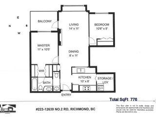 """Photo 15: 223 12639 NO 2 Road in Richmond: Steveston South Condo for sale in """"NAUTICA SOUTH"""" : MLS®# V1130294"""