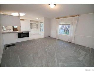 Photo 2: 13 Sunburst Crescent in WINNIPEG: St Vital Residential for sale (South East Winnipeg)  : MLS®# 1526737