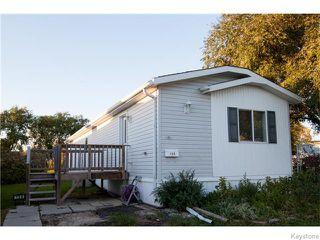 Photo 1: 13 Sunburst Crescent in WINNIPEG: St Vital Residential for sale (South East Winnipeg)  : MLS®# 1526737