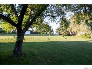 Photo 18: 13 Sunburst Crescent in WINNIPEG: St Vital Residential for sale (South East Winnipeg)  : MLS®# 1526737