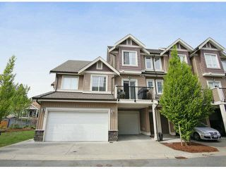 Photo 1: 9 32792 LIGHTBODY Court in Mission: Mission BC Townhouse for sale : MLS®# R2022758
