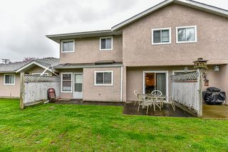 "Photo 20: 102 15501 89A Avenue in Surrey: Fleetwood Tynehead Townhouse for sale in ""AVONDALE"" : MLS®# R2048806"