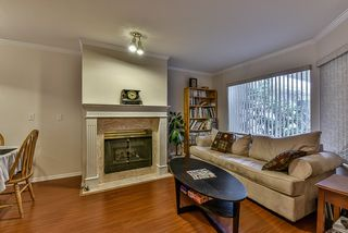 "Photo 2: 102 15501 89A Avenue in Surrey: Fleetwood Tynehead Townhouse for sale in ""AVONDALE"" : MLS®# R2048806"