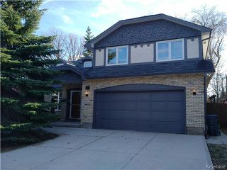 Photo 1: 88 Brahms Bay in Winnipeg: North Kildonan Residential for sale (North East Winnipeg)  : MLS®# 1607582