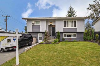 Photo 1: 33318 ROSE Avenue in Mission: Mission BC House for sale : MLS®# R2106190