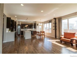 Photo 6: 78 John Angus Drive in Winnipeg: South Pointe Residential for sale (1R)  : MLS®# 1624230