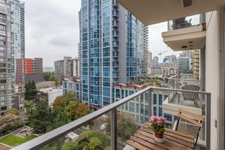 "Photo 11: 1007 1225 RICHARDS Street in Vancouver: Downtown VW Condo for sale in ""THE EDEN"" (Vancouver West)  : MLS®# R2107560"