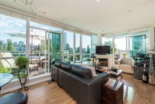 """Photo 6: 903 168 E ESPLANADE Street in North Vancouver: Lower Lonsdale Condo for sale in """"ESPLANADE WEST AT THE PIER"""" : MLS®# R2111984"""