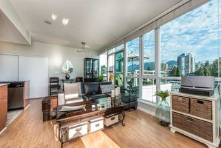 """Photo 10: 903 168 E ESPLANADE Street in North Vancouver: Lower Lonsdale Condo for sale in """"ESPLANADE WEST AT THE PIER"""" : MLS®# R2111984"""