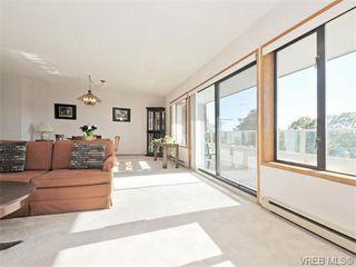 Photo 7: 401 1175 Newport Ave in VICTORIA: OB South Oak Bay Condo for sale (Oak Bay)  : MLS®# 743446