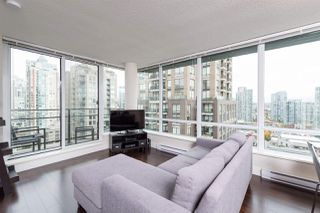 "Photo 10: 1807 1088 RICHARDS Street in Vancouver: Yaletown Condo for sale in ""Richards Living"" (Vancouver West)  : MLS®# R2121013"