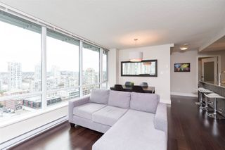 "Photo 2: 1807 1088 RICHARDS Street in Vancouver: Yaletown Condo for sale in ""Richards Living"" (Vancouver West)  : MLS®# R2121013"