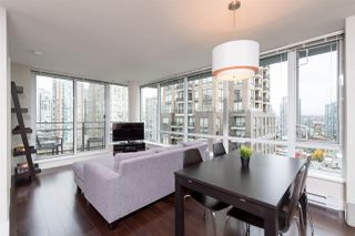 "Photo 1: 1807 1088 RICHARDS Street in Vancouver: Yaletown Condo for sale in ""Richards Living"" (Vancouver West)  : MLS®# R2121013"