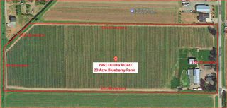 Photo 1: 2961 DIXON Road in Abbotsford: Sumas Prairie Agri-Business for sale : MLS®# C8011233