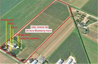 Photo 2: 2961 DIXON Road in Abbotsford: Sumas Prairie Agri-Business for sale : MLS®# C8011233