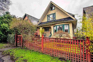 Main Photo: 763 E 12TH Avenue in Vancouver: Mount Pleasant VE House for sale (Vancouver East)  : MLS®# R2149766
