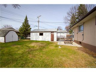 Photo 17: 476 Besant Street in Winnipeg: East Kildonan Residential for sale (3B)  : MLS®# 1709351