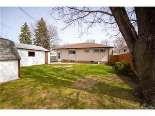Photo 2: 476 Besant Street in Winnipeg: East Kildonan Residential for sale (3B)  : MLS®# 1709351