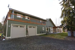 Photo 2: 5120 Derbyshire Road Rural Smithers BC | 4.99 Acres with Custom Built Home