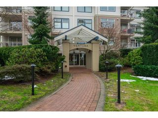 "Main Photo: 310 15210 GUILDFORD Drive in Surrey: Guildford Condo for sale in ""BOULEVARD CLUB"" (North Surrey)  : MLS®# R2171411"