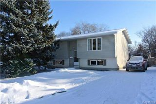 Photo 1: 22 Blue Spruce Crescent in Winnipeg: Bright Oaks Residential for sale (2C)  : MLS®# 1731023