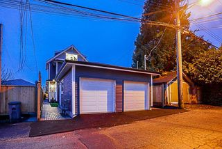 Photo 20: 1371 E 13TH Avenue in Vancouver: Grandview VE 1/2 Duplex for sale (Vancouver East)  : MLS®# R2230733
