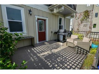 Photo 13: 2 1376 Pandora Avenue in VICTORIA: Vi Fernwood Residential for sale (Victoria)  : MLS®# 339814