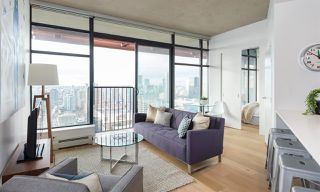"Photo 1: 4108 128 W CORDOVA Street in Vancouver: Downtown VW Condo for sale in ""WOODWARDS"" (Vancouver West)  : MLS®# R2244118"