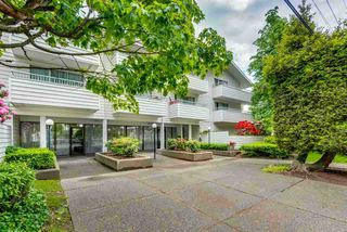 "Photo 1: 303 707 EIGHTH Street in New Westminster: Uptown NW Condo for sale in ""THE DIPLOMAT"" : MLS®# R2246901"