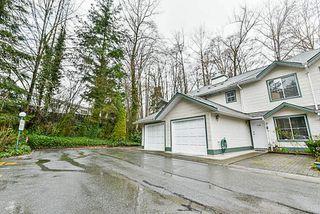 "Photo 1: 118 8655 KING GEORGE Boulevard in Surrey: Bear Creek Green Timbers Townhouse for sale in ""Creekside Village"" : MLS®# R2250326"
