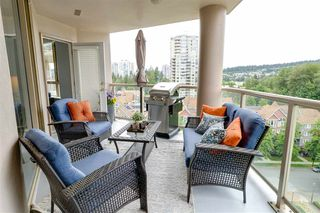 "Photo 15: 1101 1199 EASTWOOD Street in Coquitlam: North Coquitlam Condo for sale in ""SELKIRK"" : MLS®# R2299298"