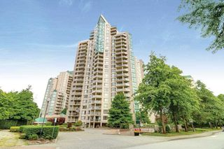 "Photo 1: 1101 1199 EASTWOOD Street in Coquitlam: North Coquitlam Condo for sale in ""SELKIRK"" : MLS®# R2299298"