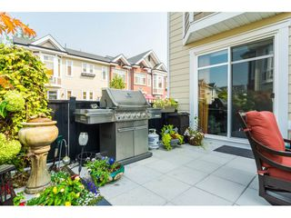 "Photo 14: 105 8068 207TH Street in Langley: Willoughby Heights Townhouse for sale in ""Yorkson Creek - Townhomes South"" : MLS®# R2313361"