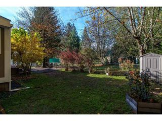 "Photo 19: 18 45955 SLEEPY HOLLOW Road: Cultus Lake Manufactured Home for sale in ""Liumchen Village"" : MLS®# R2318464"
