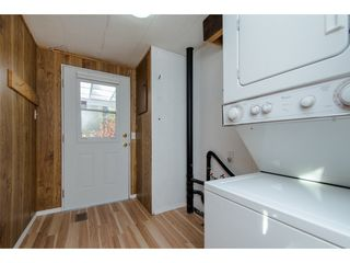"""Photo 17: 18 45955 SLEEPY HOLLOW Road: Cultus Lake Manufactured Home for sale in """"Liumchen Village"""" : MLS®# R2318464"""
