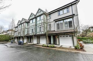 Photo 1: 22 8726 159 Street in Surrey: Fleetwood Tynehead Townhouse for sale : MLS®# R2325958