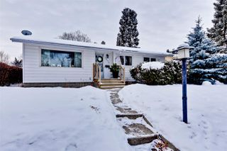 Main Photo: 14315 106B Avenue in Edmonton: Zone 21 House for sale : MLS®# E4138846