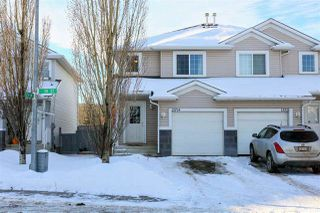 Main Photo: 13714 38 Street in Edmonton: Zone 35 House Half Duplex for sale : MLS®# E4140647