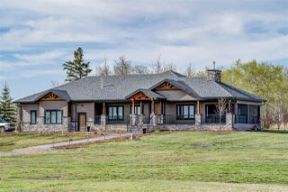 Main Photo: B-50441 RGE RD 220: Rural Leduc County House for sale : MLS®# E4141953