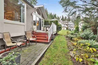 "Photo 17: 14 101 PARKSIDE Drive in Port Moody: Heritage Mountain Townhouse for sale in ""TREETOPS"" : MLS®# R2336738"