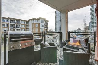 "Photo 1: 215 618 COMO LAKE Avenue in Coquitlam: Coquitlam West Condo for sale in ""Emerson"" : MLS®# R2339987"