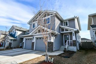 Photo 1: 6857 CARDINAL Link in Edmonton: Zone 55 House Half Duplex for sale : MLS®# E4151887