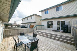 Photo 27: 41 14803 MILLER Boulevard in Edmonton: Zone 02 Townhouse for sale : MLS®# E4152378