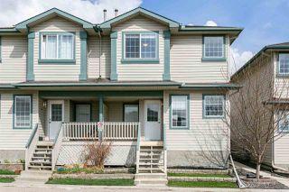Photo 1: 41 14803 MILLER Boulevard in Edmonton: Zone 02 Townhouse for sale : MLS®# E4152378