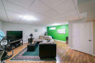 Photo 23: 41 14803 MILLER Boulevard in Edmonton: Zone 02 Townhouse for sale : MLS®# E4152378