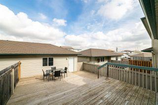 Photo 28: 41 14803 MILLER Boulevard in Edmonton: Zone 02 Townhouse for sale : MLS®# E4152378