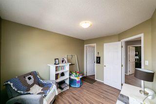 Photo 20: 41 14803 MILLER Boulevard in Edmonton: Zone 02 Townhouse for sale : MLS®# E4152378