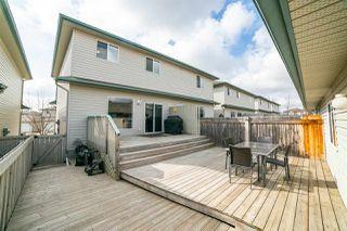Photo 29: 41 14803 MILLER Boulevard in Edmonton: Zone 02 Townhouse for sale : MLS®# E4152378